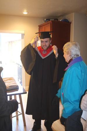 Greg's Graduation