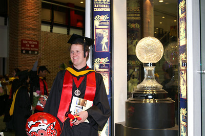 Sun, May 21, 2006 After Commencement at Comcast Center
