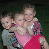 Andrew, Kyra and Kylee