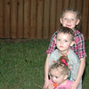 Lylee, Andrew and Kyra