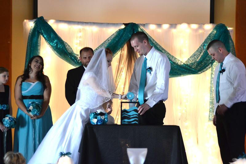 Ashley Boucher/Joe  Duncan wedding