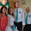 Patricia, Ashley, Joe and Tod