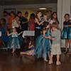 the kids were dancing too