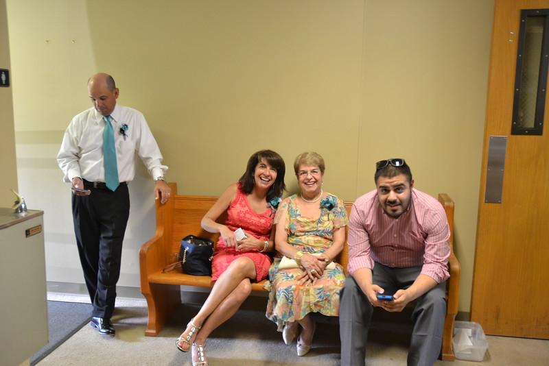 Tod, Patricia, NIla and Chris