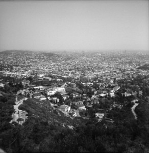Griffith Observatory 1964