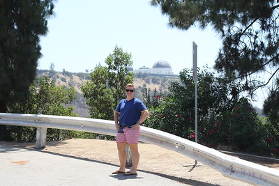 Griffith Observatory  2018
