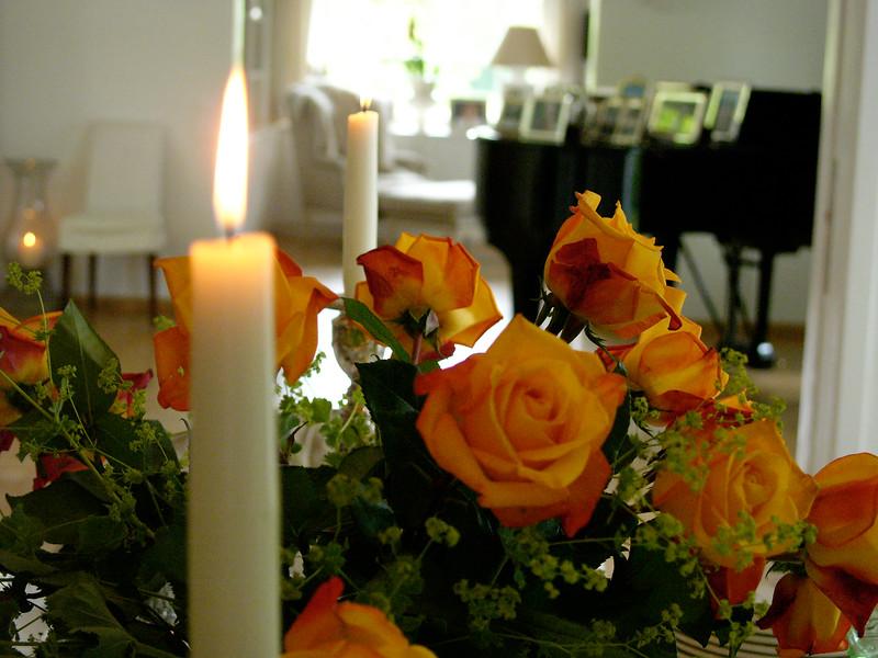Taufe Quintus Friedrich Khalil Zürich-Küsnacht 14-15. Mai 2005 bei Gilbert und Ayse