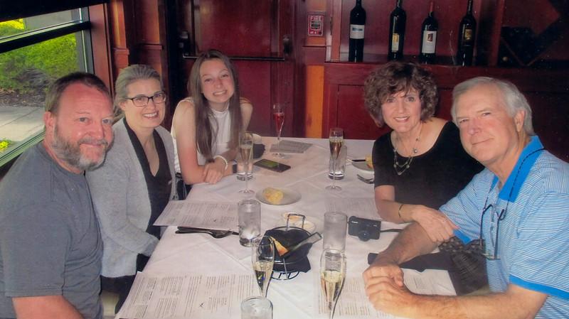 Birthday Celebration (Ann & JC)
