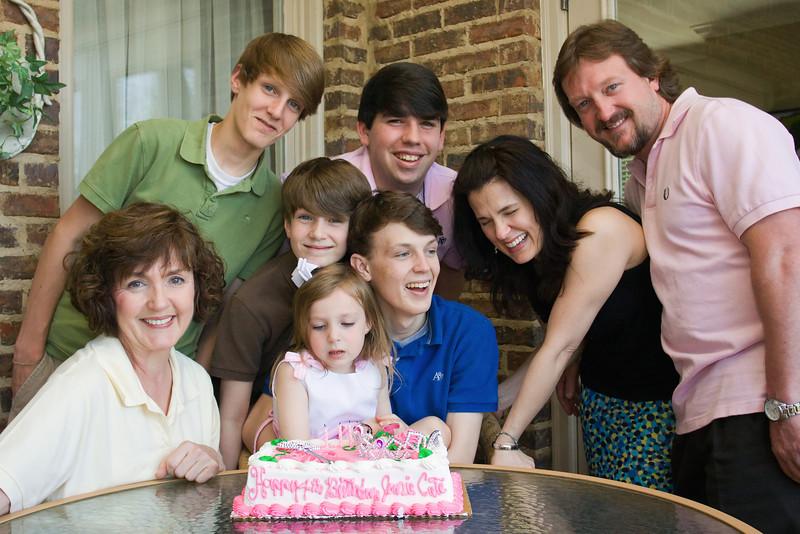 JC's Birthday