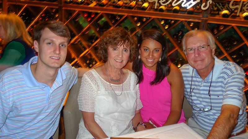 Seth, Janie, Katie & Pop
