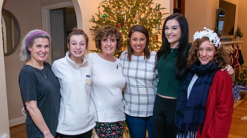 Ann, JC, Mimi, Katie, Claire & Katie