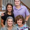 Katie, Seth, Ann & Janie