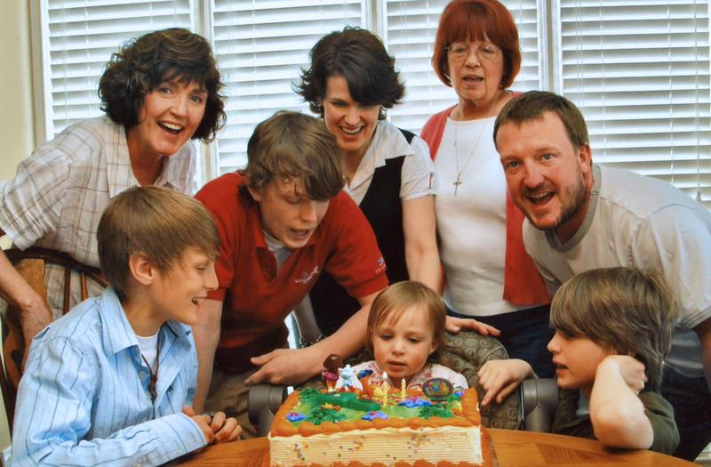 JanieCate's Birthday