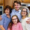 Janie, JC, Benjie & Ann