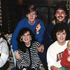 From Left: Tammy, Ann, Nelson, Johnny, Janie, Mark