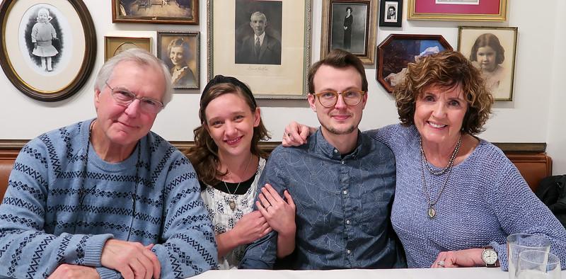 Pop, Mia, Jonah & Mimi