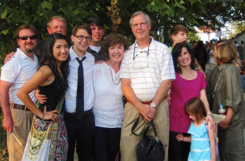 Jonah's HS Graduation