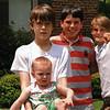 Jonah, JanieCate, Joseph and Seth