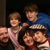 Nelson, Seth, Mimi, Jonah and Benjamin