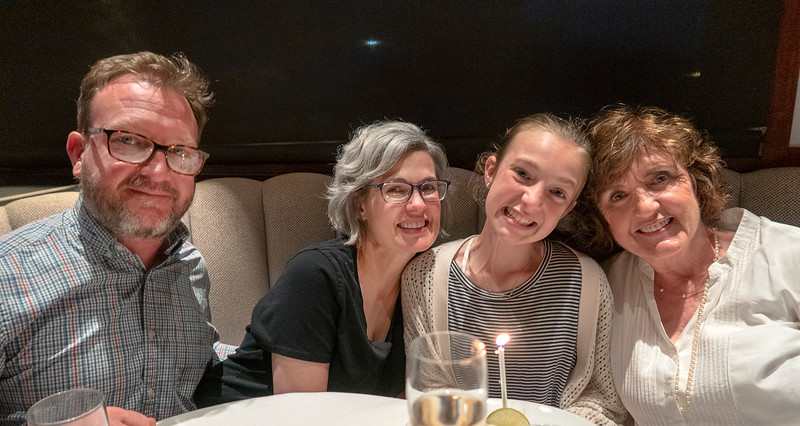 Ann & JC Birthday Celebration