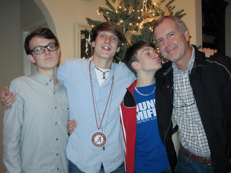 Pop with the Grice Boys
