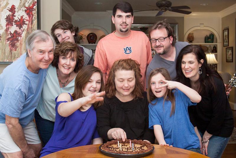 Erin's Birthday Celebration