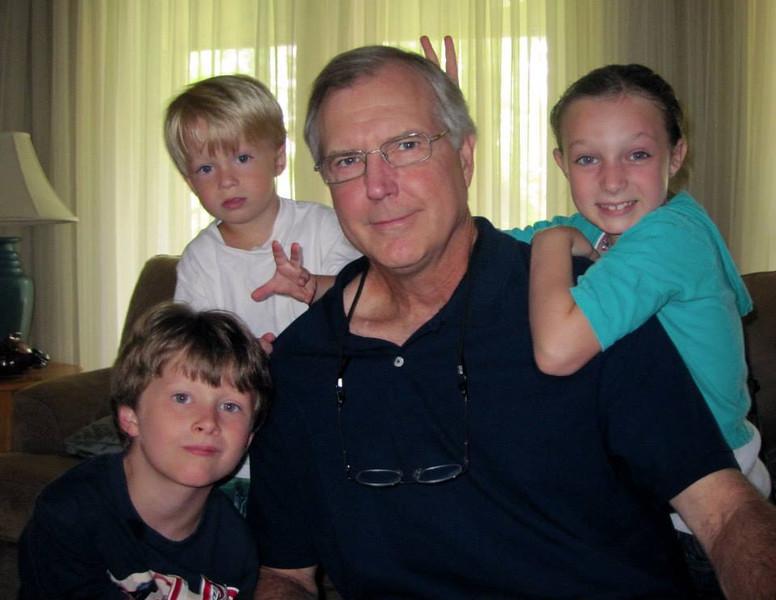 Noah, Patrick, Pop & JC