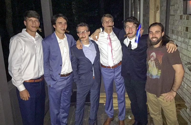 Seth's After Wedding Get Together