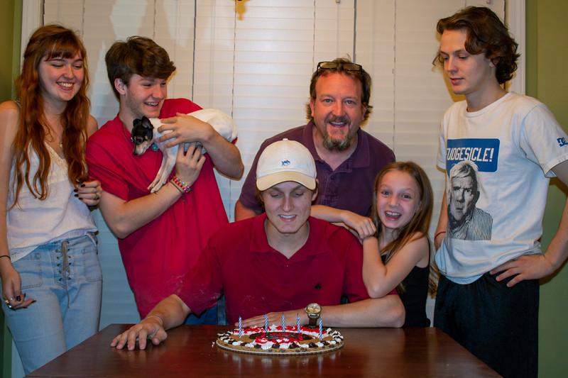 Seth Birthday