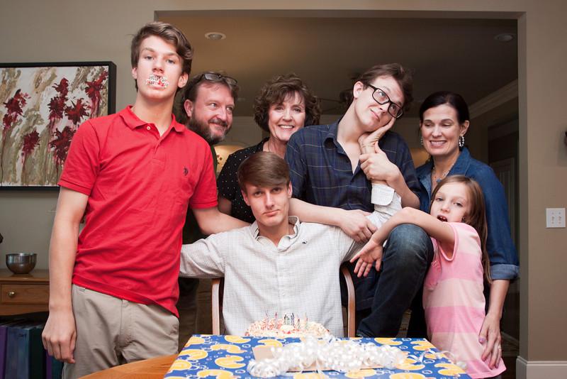 Seth Turns Nineteen