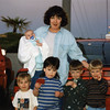 Mimi and the kids