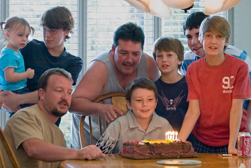 Vincent's Birthday