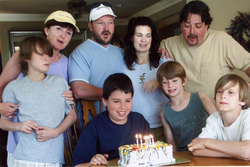 Joseph's Birthday