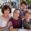 Mimi, Patrick, JC & Noah