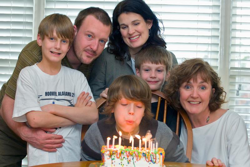 Jonah's 13th Birthday