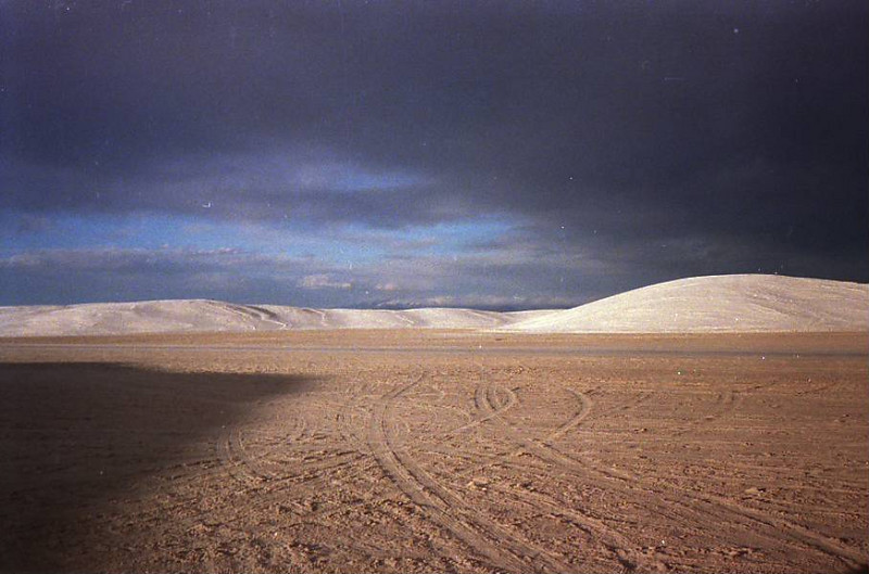 Whitesands and Brewing Storm