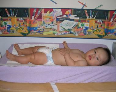 sept 18, 05 5 months old