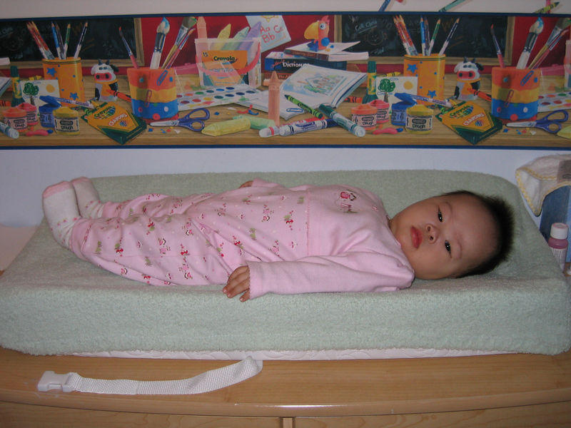 oct 19, 05 6 month 1 day old
