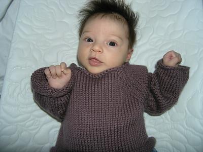 Sweater from Jen