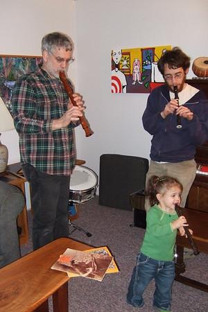 Miller jazz trio.