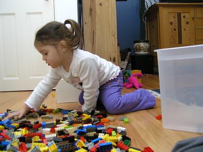 Lego everywhere!