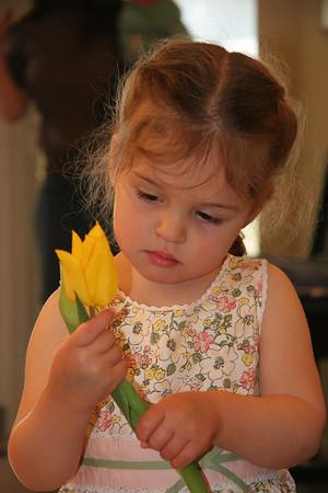 Easter flower.