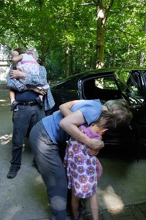 Hugs for Papa and Nana.