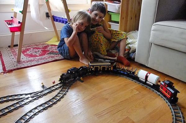 Train drivers!
