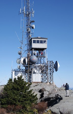 Tip-top tower.
