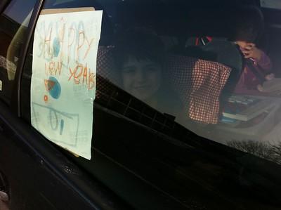 Guen's window sign.