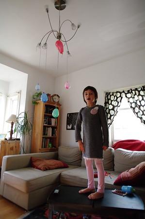 Interior decorator.