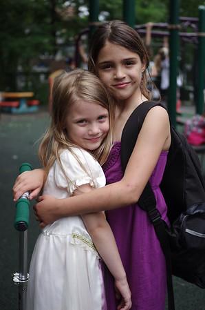 Dalila and Guen.