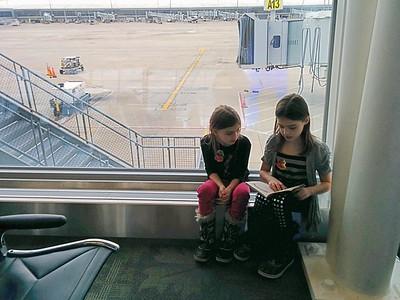 Airport again.