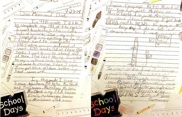 4th-grade plans.